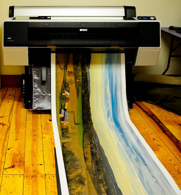 Bergs Canvas Gallery- Printmaking & Mounting Studio For Photographers